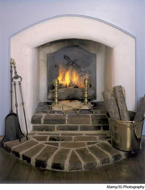 American Heritage Dictionary Entry Hearth